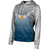 ProSphere Girls' Newville Knights Ombre Hoodie Sweatshirt
