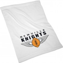 Spectrum Sublimation  Newville Knights Flip Rally Towel