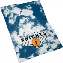 Spectrum Sublimation  Newville Knights Grunge Rally Towel