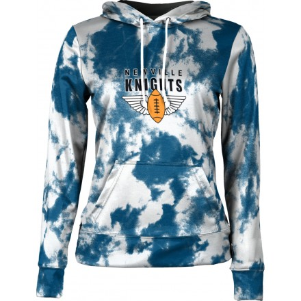 ProSphere Girls' Newville Knights Grunge Hoodie Sweatshirt