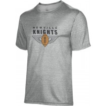 Spectrum Sublimation Unisex Newville Knights Poly Cotton Tee