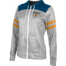 ProSphere Girls' Newville Knights Gameday Fullzip Hoodie