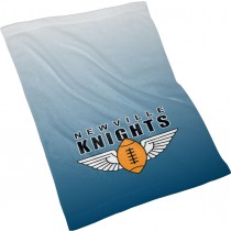 Spectrum Sublimation  Newville Knights Fade Rally Towel
