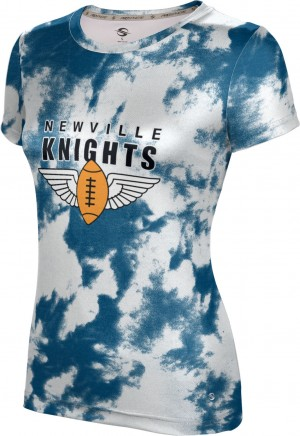 ProSphere Girls' Newville Knights Grunge Shirt